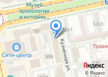 Компания «Мы поедем» на карте