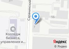 Компания «РОС-электро» на карте