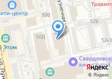 Компания «СБИС» на карте