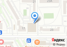 Компания «КИНЗА-ЗА» на карте