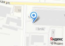 Компания «Autotune96.RU» на карте