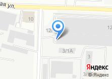 Компания «Уральская геофизическая экспедиция» на карте