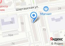 Компания «Белочка» на карте