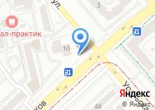 Компания «Соня» на карте