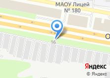 Компания «RD» на карте