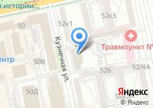 Компания «ОфкомУралАвто» на карте