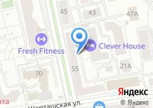 Компания «Общественная приемная депутата Городской Думы Волкова Л.М» на карте