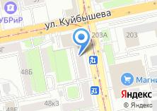 Компания «Юристосъ» на карте