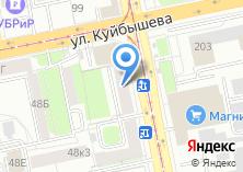 Компания «Романоффские пекарни» на карте