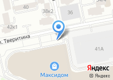 Компания «Шиномонтажная мастерская на ул. Крауля» на карте