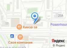 Компания «Элит-букет» на карте