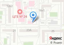 Компания «Юрист Коноплёв Сергей Сергеевич» на карте