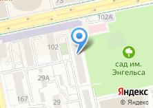 Компания «Foot Praktik» на карте