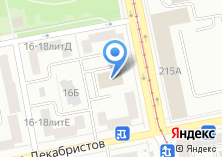 Компания «Логистические системы» на карте