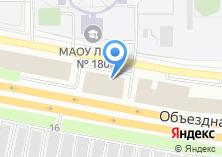 Компания «Частная охрана *град*» на карте