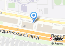 Компания «АЛЬФА КОНСАЛДИНГ» на карте