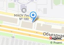 Компания «BigFormat» на карте