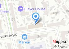 Компания «Кефрон» на карте
