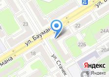 Компания «Восток-Сервис Екатеринбург» на карте