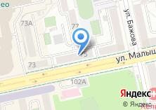 Компания «Gapochka» на карте