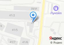 Компания «ВИП ТЕКСТИЛЬ 96» на карте