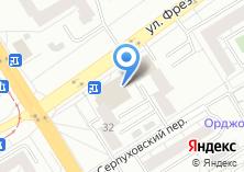 Компания «СК-Тепломонтаж» на карте