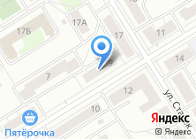 Компания «Такси Бизнес Межгород» на карте