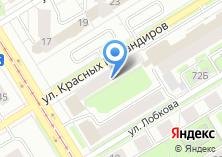 Компания «ЖелДорКомплект» на карте