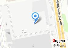 Компания «УралЭнергоЩит» на карте
