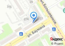 Компания «СТАРАЯ ДЖИНСА» на карте