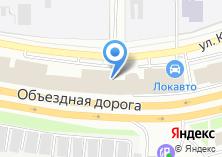 Компания «Автокрас» на карте