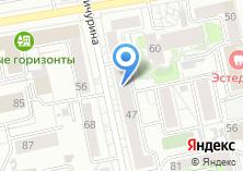 Компания «Трансвектор» на карте