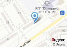 Компания «АРИША» на карте