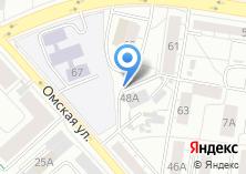 Компания «Уральская Техническая Компания» на карте