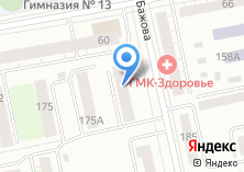 Компания «Библиотека №24» на карте