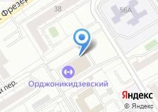 Компания «ДЮСШ №19» на карте