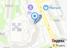 Компания «AMETHYST MEBEL» на карте