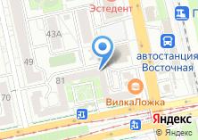 Компания «UralModels» на карте