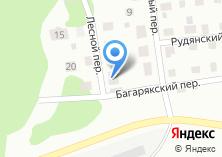 Компания «ЖСК-Рудный» на карте