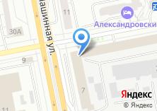 Компания «РуссФильтр» на карте