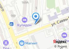 Компания «Сдоба» на карте