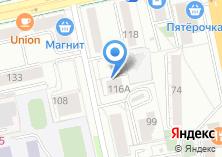 Компания «Шмель типография» на карте