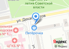 Компания «Вечера на хуторе» на карте