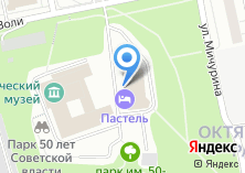 Компания «СТРОЙКОР» на карте