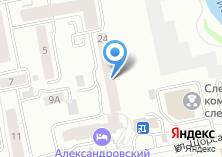 Компания «ЕвратоН» на карте