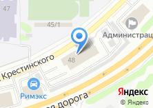 Компания «Отделение надзорной деятельности по Чкаловскому району» на карте