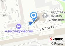 Компания «ПУЗЫРИ» на карте