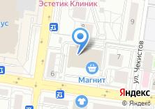 Компания «Уральская Инжиниринговая Группа» на карте