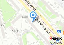 Компания «Ремтехник» на карте