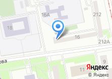 Компания «Ратика» на карте